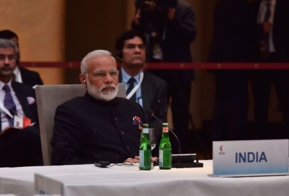 Modi appeals to leaders of G20 countries, 'Come forward to deal with climate change'
