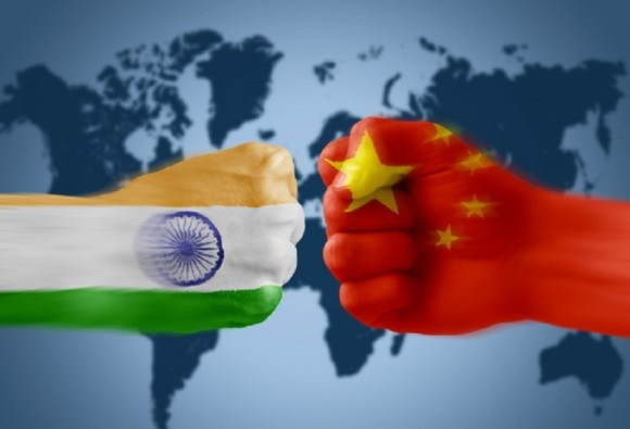 doklam controversy: third country's' army could enter kashmir on behalf of pakistan says chinese media