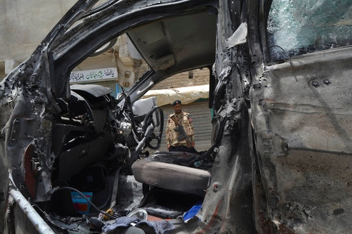 Pakistan blast: at least 3 killed and 11 injured in suicide blast in balochistan