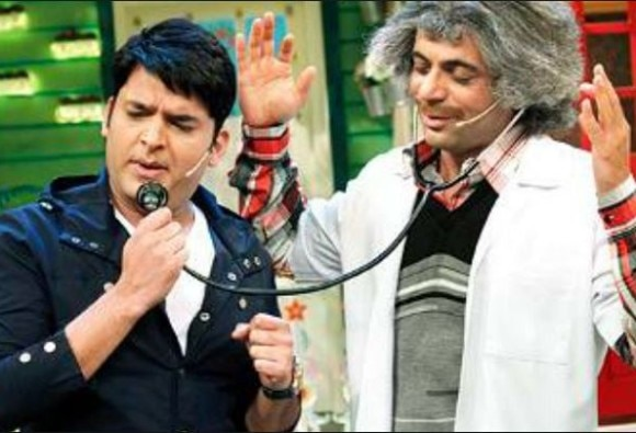 sunil grover reply to the kapil sharma's wishes