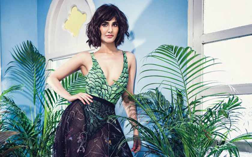 View Pics: Vaani Kapoor's sizzling photoshoot for Cosmopolitan