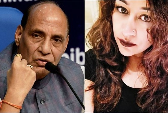 Viral Sach: Did a girl lose her job due to a retweet of Rajnath Singh?