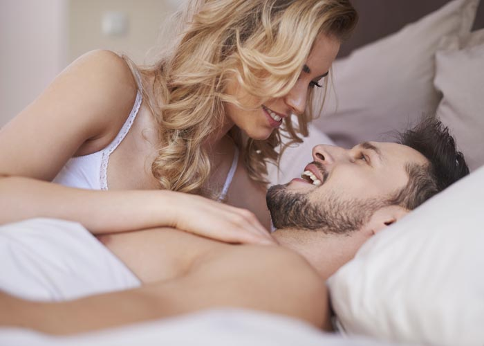 Having 21 orgasms a month could be the key to preventing CANCER in men because it helps the prostate 'flush out toxins