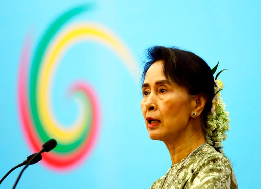 Amarnath Terror Attack: Myanmar's aung san suu kyi writes a letter to PM Modi, condemns the terror attack