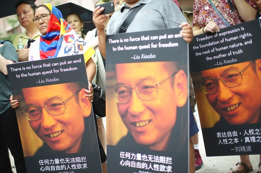 China bears 'heavy responsibility' for death of Xiabao – Nobel committee  Read more: http://newsinfo.inquirer.net/913755/china-bears-heavy-responsibility-for-death-of-xiabao-nobel-committee#ixzz4mm0TzHFW  Follow us: @inquirerdotnet on Twitter | inquirerdotnet on Facebook