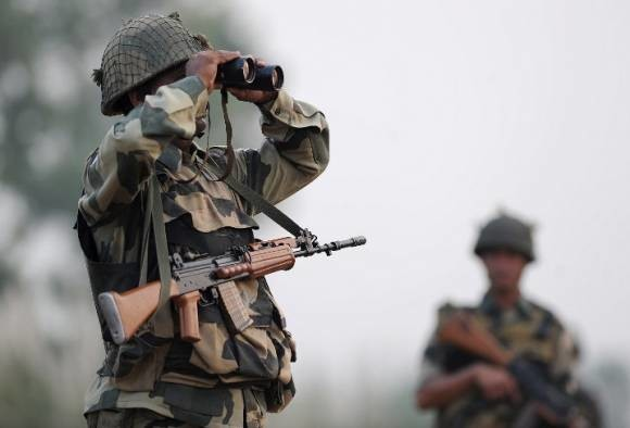 Pakistan alleges that India violated ceasefire for 542 times