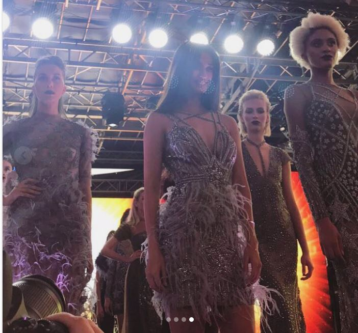 IIFA 2017: Disha Patani looks mesmerising as she scorches the runway at Stomp event