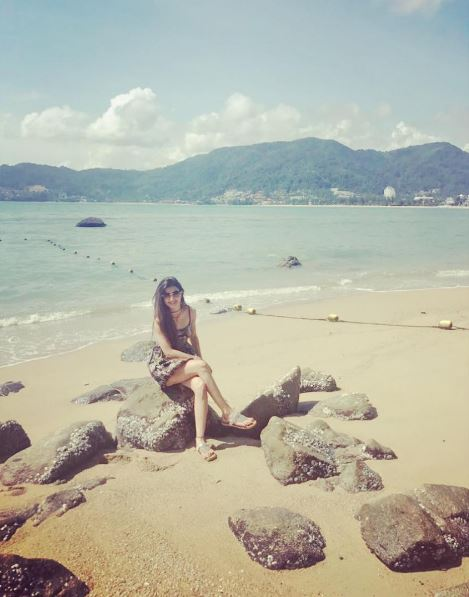 'Saath Nibhana Saathiya' actress Lovey Sasan is on a vacation in Thailand