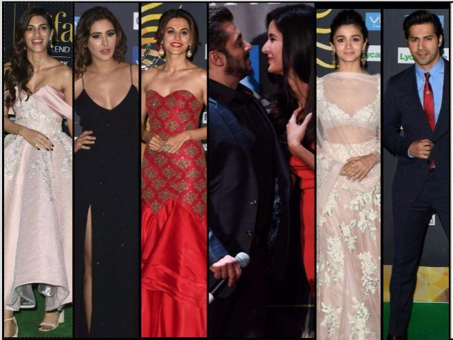 Bollywood celebs at IIFA Awards
