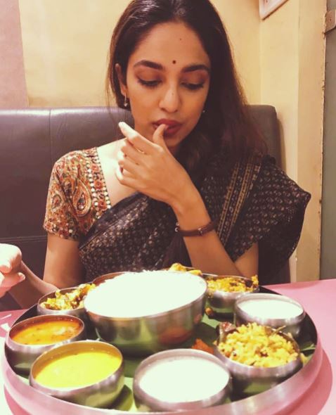 See the latest pictures of sobhita dhulipala