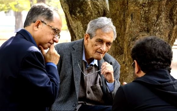 Trailer of Amartya Sen documentary THE ARGUMENTATIVE INDIAN released