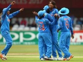 WWC 2017: न्यूजीलैंड पर धमाकेदार जीत के साथ सेमीफाइनल में पहुंची भारतीय महिला टीम