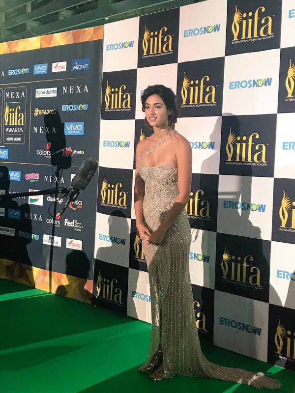 Pictures of Bollywood stars in IIFA Awards 2017
