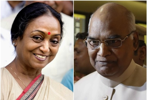 Presidential Election 2017, LIVE News updates India Presidential Poll Ram Nath Kovind Meira Kumar NDA UPA Candidate Latest News