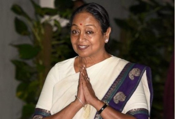 presidential election results: All you need to know about upa candidate meera kumar