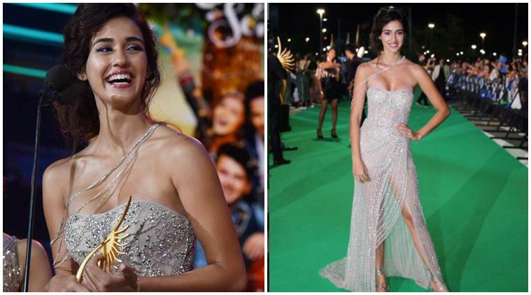 Disha Patani is the Best Debutante, and here is the best photos of her from IIFA 2017
