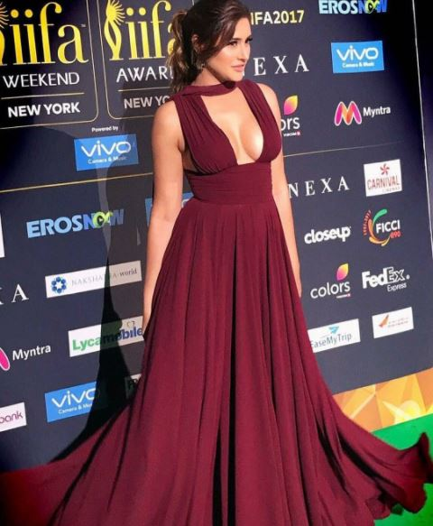 IIFA 2017: see the latest pictures of Nargis Fakhri