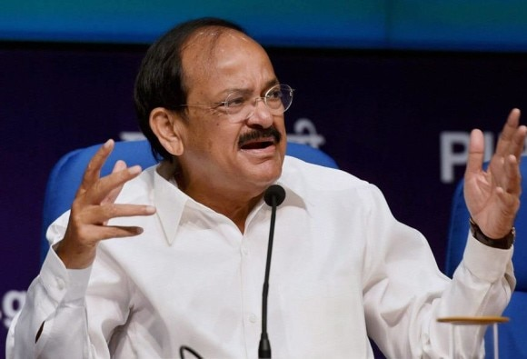 Know, Political journey of NDA's Vice Presidential candidate Venkaiah Naidu