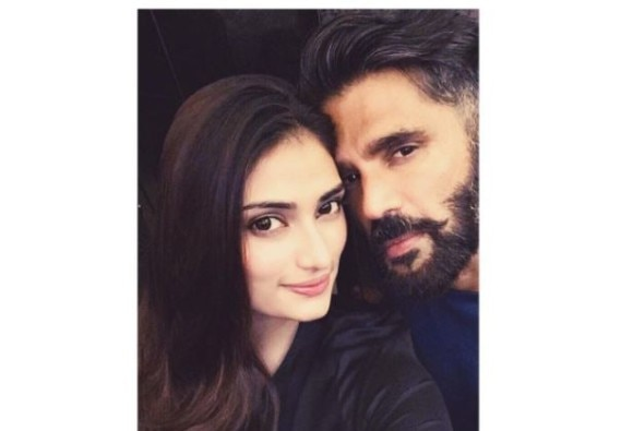 Suniel Shetty talks about his family