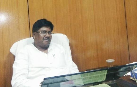Explosives found in UP Vidhan Sabha: ATS quizzes SP MLA Anil Dohre