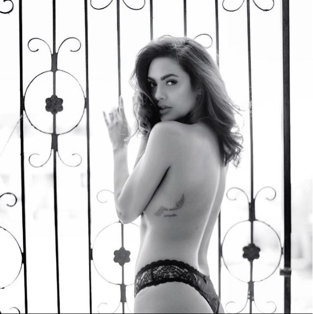 In the Topless Pics, Isha Gupta MAKES SENSATION ON SOCIAL MEDIA