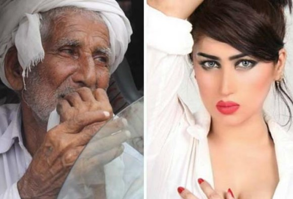 I Wish No Girl Is Born To Poor Family: Qandeel Baloch's Father