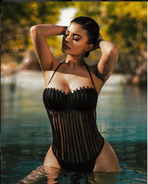 View Pics: Kylie Jenner sizzles in a skimpy bikini for GQ Mexico
