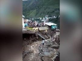 जम्मू के डोडा जिले में बादल फटने से तबाही, 6 की मौत, ग्यारह जख्मी