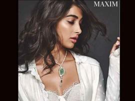 पूजा ने Maxim Magazine के लिए कराया फ़ोटोशूट