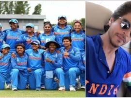 WWC : फाइनल में टीम इंडिया की हार पर शाहरुख ने दिया यह बयान...