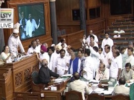 गोरक्षा के मुद्दे पर लोकसभा में हंगामा, कांग्रेस नेता खड़गे बोले- 'देश में डर का माहौल'