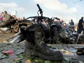 लाहौर में हुए फिदायीन ब्लास्ट में 20 लोगों की मौत, 30 जख्मी