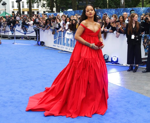 See the latest pictures of Rihanna