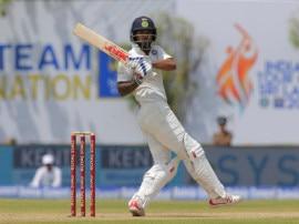 LIVE INDvsSL, 1st TEST: टीम इंडिया के 100 रन हुए पूरे, शिखर धवन ने जड़ा अर्द्धशतक