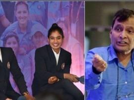 भविष्य में क्रिकेट में भगवान की नहीं बल्कि देवियों की पूजा होगी: सुरेश प्रभु
