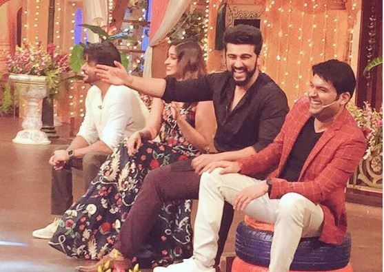 Kapil Sharma Records With Team Mubarakan after one failed attempt