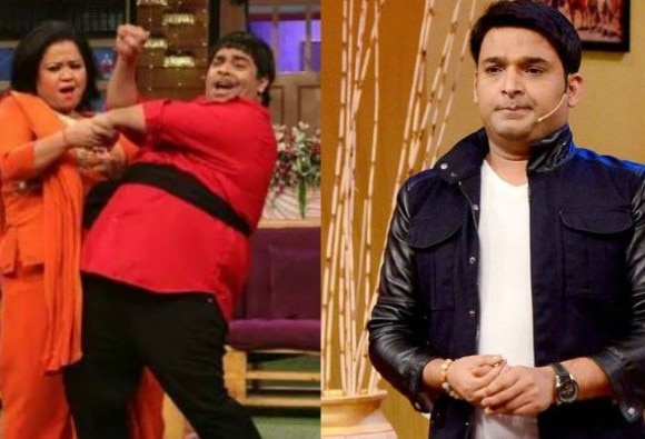 Cold war going on between Bharti Singh and Kiku Sharda on 'The Kapil Sharma Show' sets?