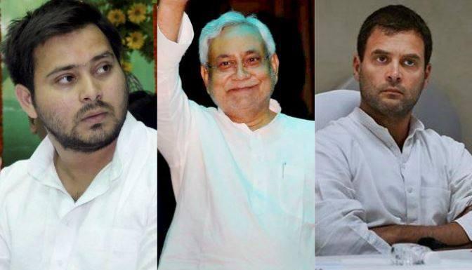 बिहार में सियासी भूचाल से उठे बड़े राजनीतिकसवाल