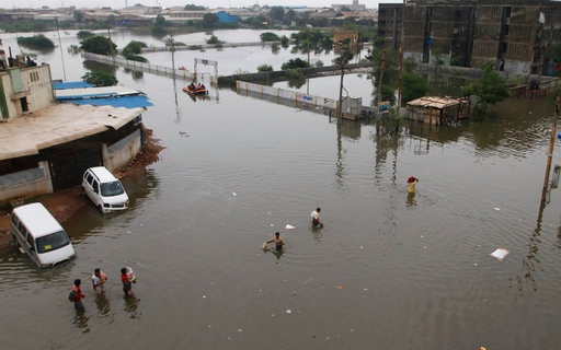 Flood Updates: Heavy Rains Continue to Lash Several Parts of  bihar, asam and w. bengal