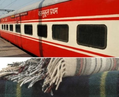 Indian Railway Started new pilot Project for Removal of blankets from AC coaches