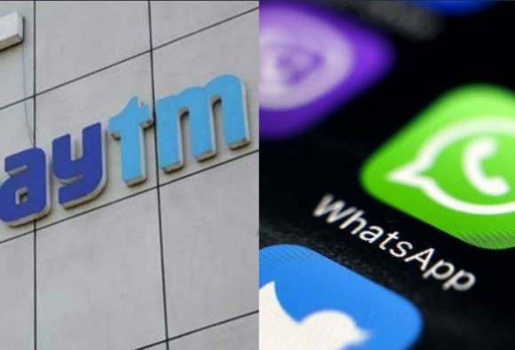 Paytm eyes messaging to rival WhatsApp