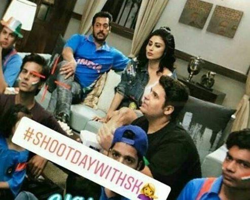 Bigg Boss 11: Salman Khan shoots FIRST PROMO, Pictures viral on social media