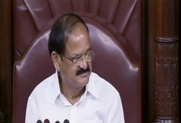 All you need to know about vice president Venkaiya Naidu