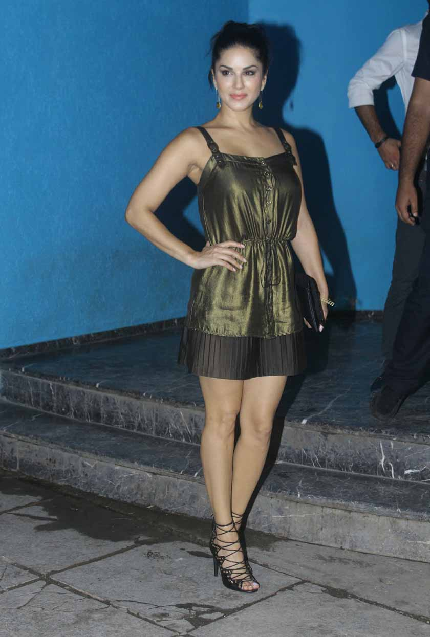 Salman khan, Salim khan, Sunny leone and many celebs attends Arbaaz khan's 50th birthday bash