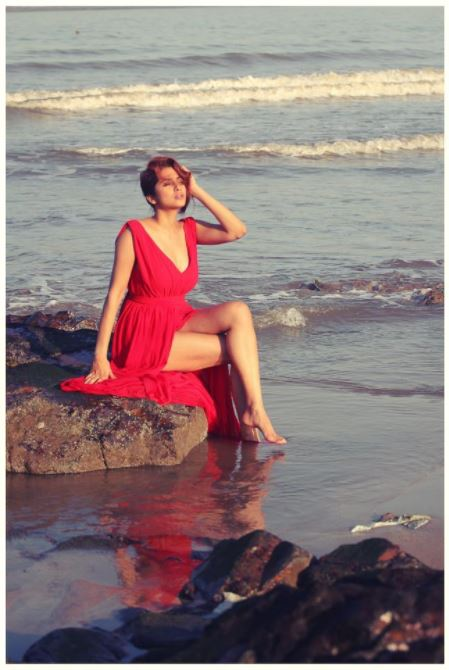 Bold style of this actress plays simple role in the Star Plus's serial saw on Instagram