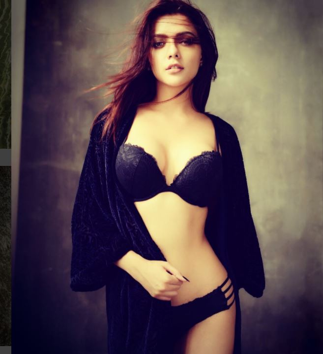 In pictures- see actress Ravi Singh's  hot avtar