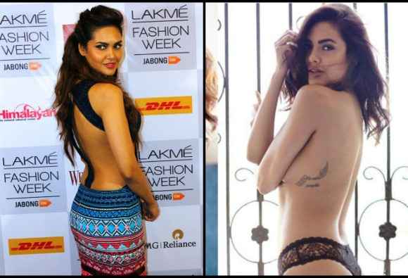 Esha Gupta is not done scorching the internet yet, goes bra-less in latest pictures
