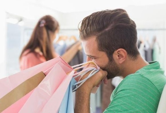 Now, `husband rest booths' for men tired of shopping