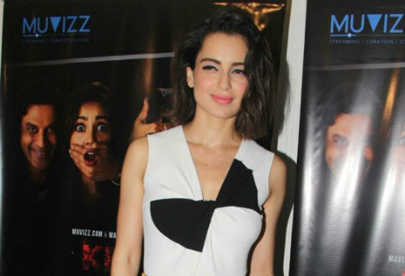 Nepotism has been well discussed: Kangana Ranaut
