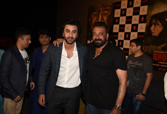 'Bhoomi' Trailer Launch: Real Sanju got the film another Sanju together!